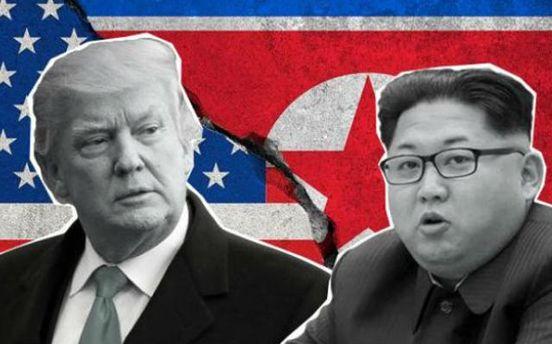 ВКНДР считают удар поСША неотвратимым