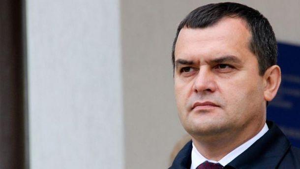 Суд арестовал имущество исчета экс-главы МВД Захарченко вУкраинском государстве