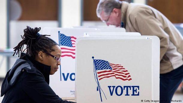 Вибори у США в 2016 році