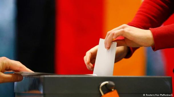Напарламентських виборах у Німеччині здобув перемогу Консервативний блок Меркель