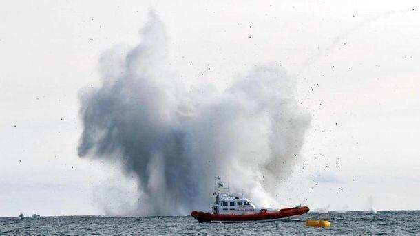 В Італії під час авіашоу розбився винищувач, є загиблий