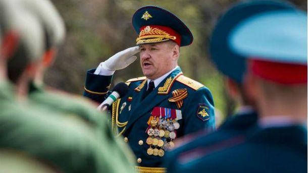 УСирії загинув російський генерал Асапов— ЗМІ