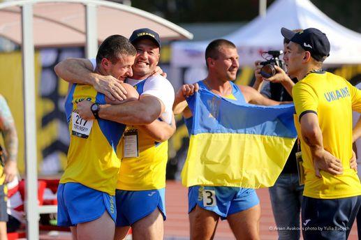 Украина получила первую награду на