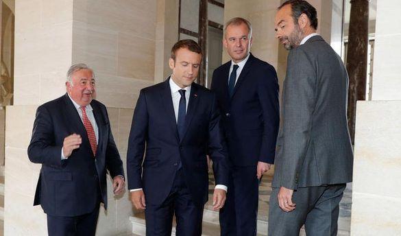 Навиборах доСенату Франції партія Макрона провалилася