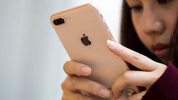 iPhone 8: краш-тест