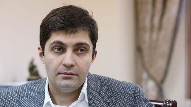 Давід Сакварелідзе може залишитися без українського громадянства