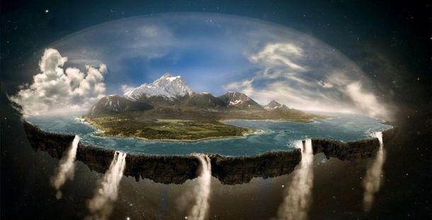 Нафедеральном канале показали фильм отом, что Земля плоская