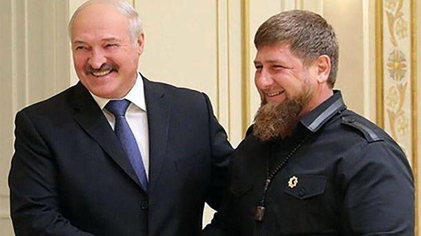 Рамзан Кадыров встретился с Александром Лукашенко
