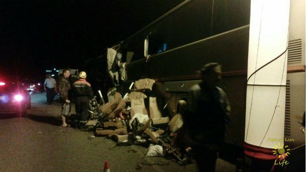 Аварія в Росії: загинуло 7 людей