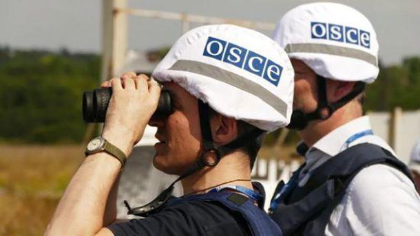 Украинская сторона: База наблюдателей ОБСЕ вГорловке осталась без охраны