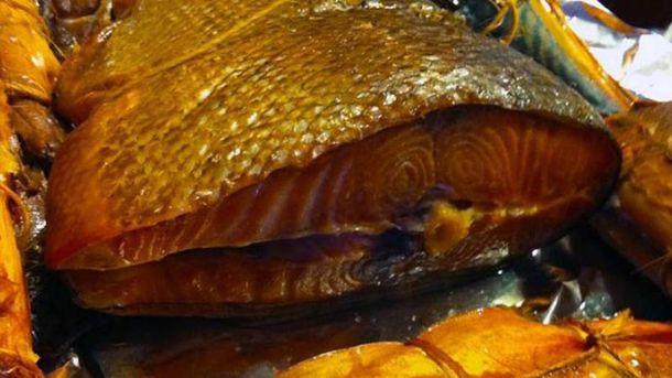 Львів'яни отруїлись копченою рибою