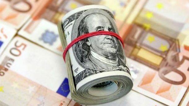 Курси валют на25 вересня: гривня впала відносно євро