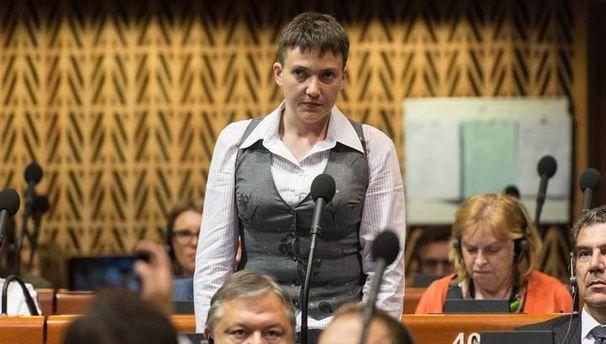 Савченко пострадала в ДТП