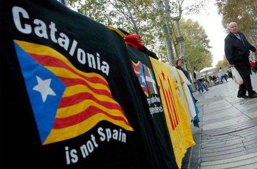 В Испании заблокировали 150 сайтов из-за референдума в Каталонии