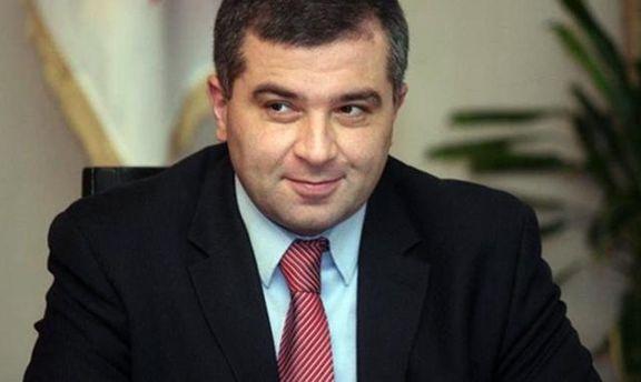 Давид Саакашвілі