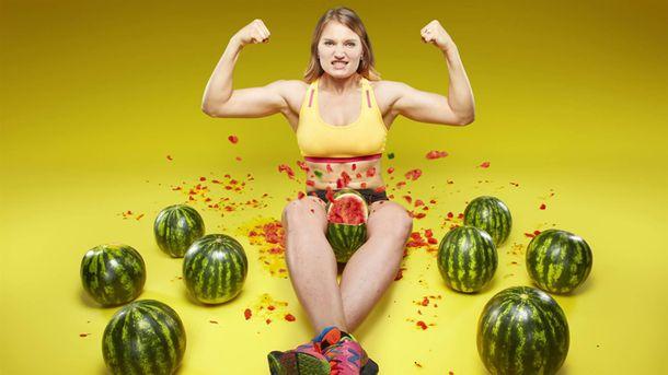 Ольга Лящук стала самой сильной женщиной планеты