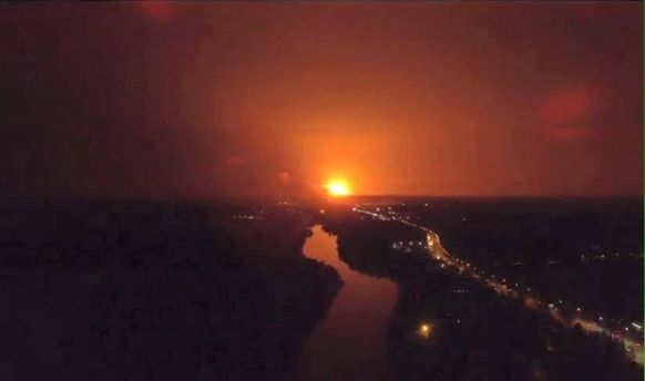 Під Вінницею вибухнули склади збоєприпасами, повідомляють про евакуацію