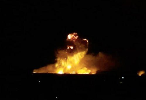 Врезультаті вибухів уКалинівці постраждали 2 людини— ЗМІ