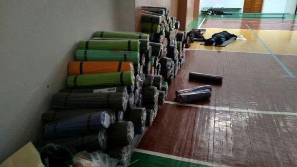 Взрывы в Калиновке: в школах Винницы размещают эвакуированных и пострадавших