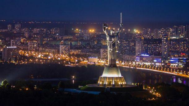 У Києві у вівторок ввечері також чули звуки вибухів