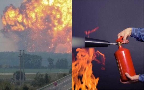 Вибухи в Калинівці: військова частина придбала протипожежне обладнання в сумнівної фірми