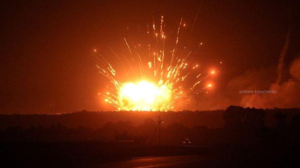 УАвакова заговорили про відставку Муженка через вибухи вКалинівці