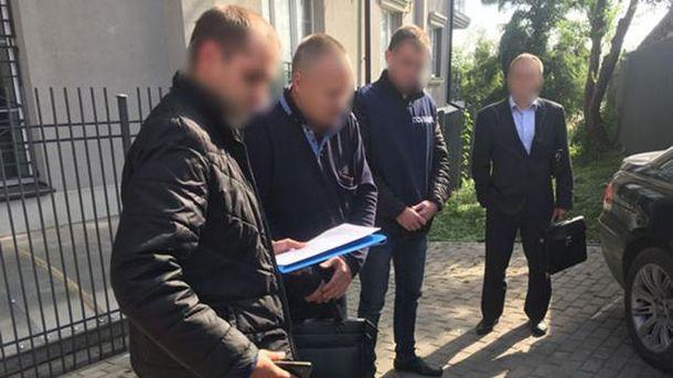 НаВолині затримали Голову кваліфікаційно-дисциплінарної комісії адвокатів