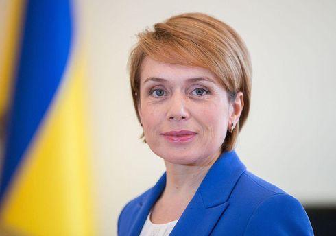 Министр образования проинформировала, что вгосударстве Украина учатся 400 тыс. детей нацменьшинств