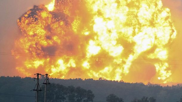 Муженко ответил на обвинения из-за взрывов в Калиновке