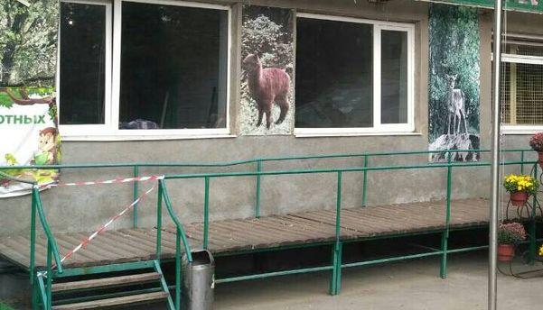 НаХарківщині мавпи позбавили працівника зоопарку пальців тавуха
