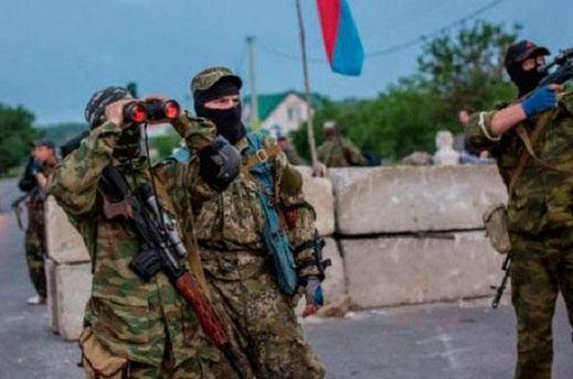 В городе Должанский патриоты повесили