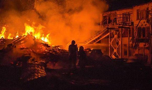 Впрокуратуре Одесской области поведали о вероятной причине пожара вдетском лагере
