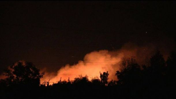 УЗСУ попередили про поодинокі вибухи наскладах біля Калинівки