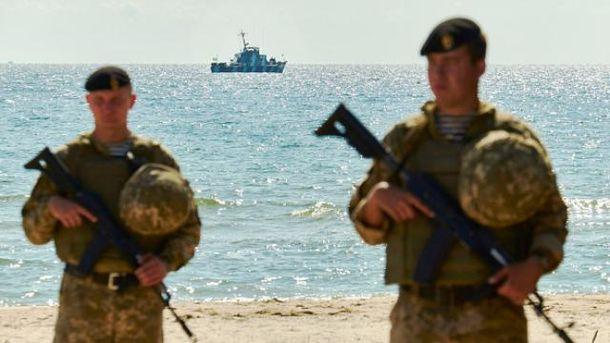 Найбільше терористи гатили на  Приморському напрямку