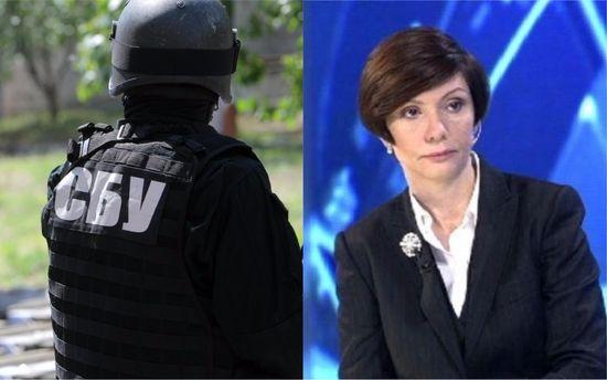 СБУ: Спецслужби Росії готували провокацію вКиєві заучастю скандальної Бондаренко