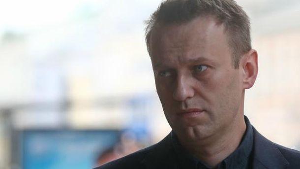 Навального выпустили из милиции