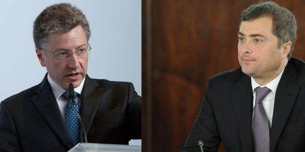 Волкер повідомив, щозустрінеться із Сурковим 7 жовтня вБелграді