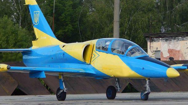 Самолет Л-39