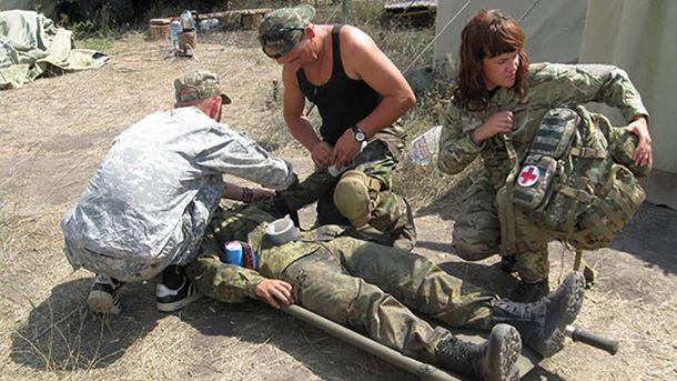 Український військовий зазнав поранення поблизу Талаківки, що на Маріупольському напрямку