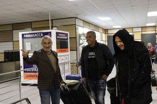Самір Насері у анексованому Криму
