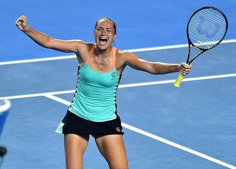 Украинка Бондаренко выиграла второй титул WTA вкарьере
