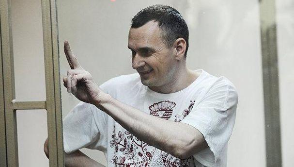 Олег Сенцов вписьме изтюменского изолятора проинформировал обэтапе наЯмал