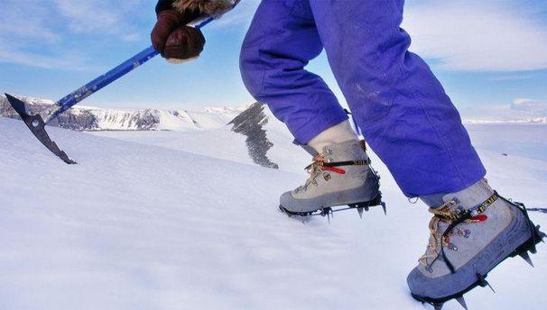 Украинские альпинисты в сложных условиях пытались подняться на Эльбрус в 2004-м
