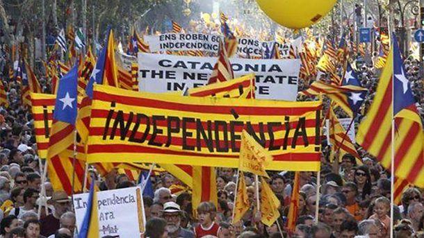 Каталонія розпочала голосувати за референдум