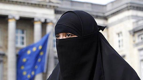 В Австрії заборонили закривати обличчя