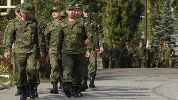 У Криму Росія незаконно починає призов до армії