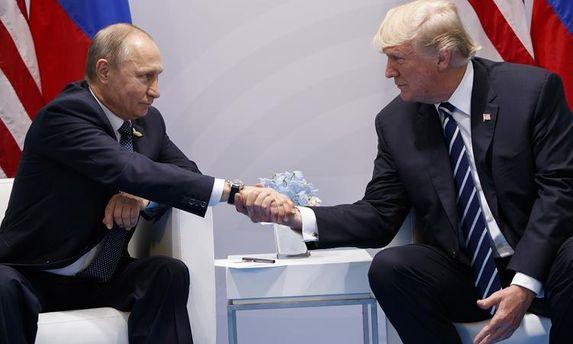 Для медіа зустріч Трампа і Путіна – це велика бомба