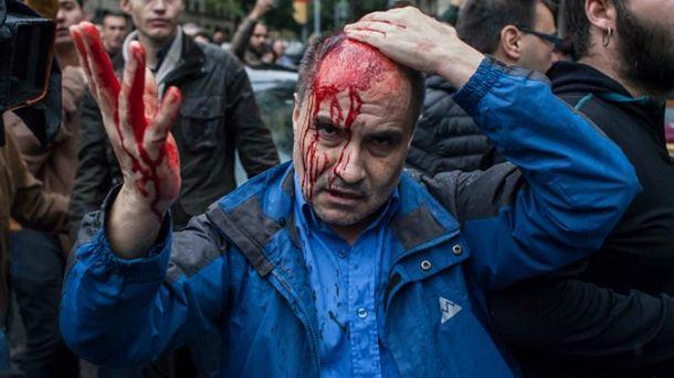 Референдум уКаталонії: кількість постраждалих усутичках зросла до760