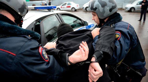 За мітинг проти цензури в інтернеті уМоскві затримали понад 20 осіб