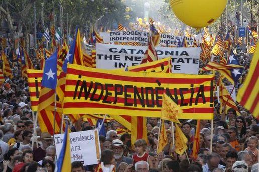 У Каталонії оголосили всезагальний страйк